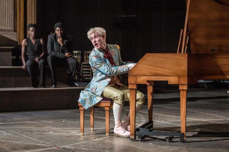 Adam Gillen as Mozart