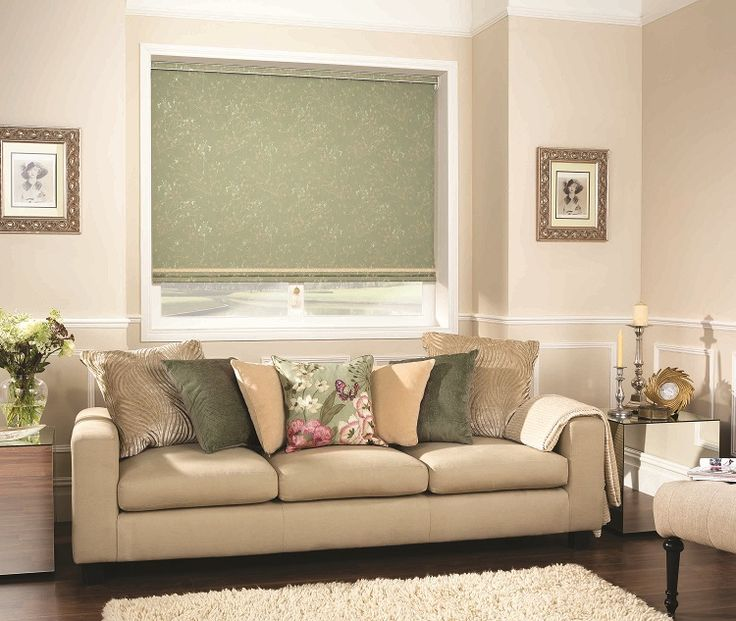 Roller Blinds By Louvolite Collina Lilypad