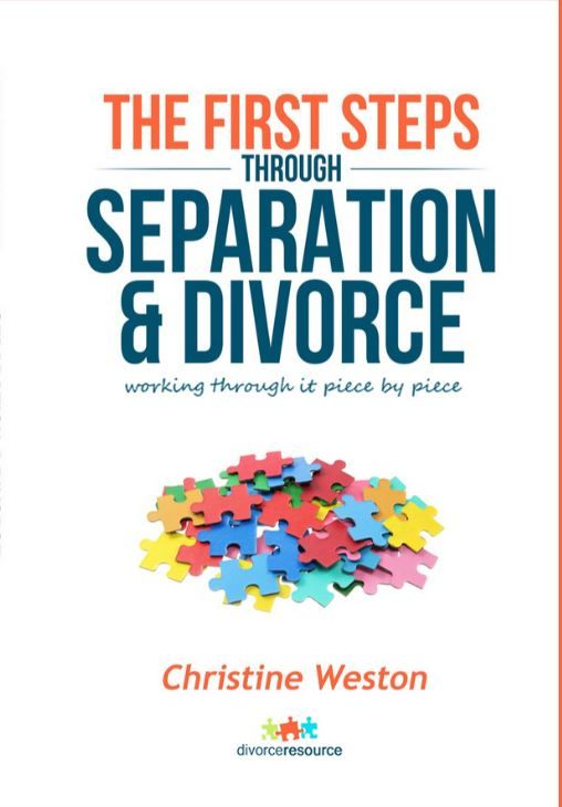The first steps through separation and divorce