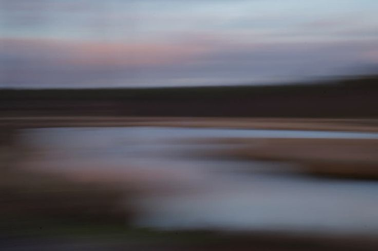 A pale sheen that faded away in the night - jaapberghoef-fotografie.com - Opzettelijke camera beweging, schilderij, schilderen met de camera, ICM, Intentional Camera Movement, movement, motion, blurscape, blurvision, dream, dreamscape, landscape, seascape, evening light, twilight, impressionism, impressionistic photography, impressionistische fotografie, impressionisme, painterly, painting with the camera, Like painted, Experimental photography, Abstract, Art, Artistic