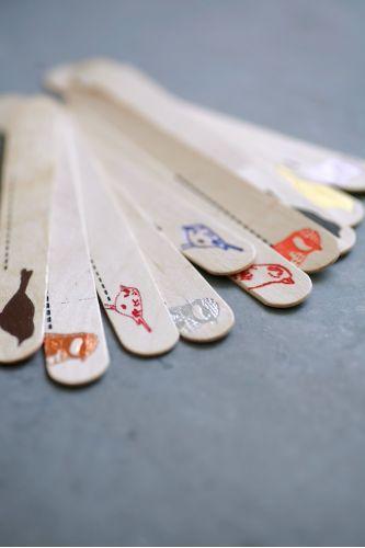 Seed Name Sticks
