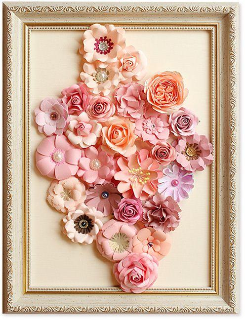 JPAアワードパーティでサプライズプレゼント〜! の画像|Paper Flowers 〜クラフトパンチや花紙で作る立体のお花いろいろ〜
