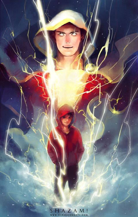 SHAZAM! - by Haining-art