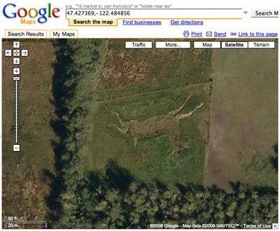Top 10 Google Maps Satellite Photos