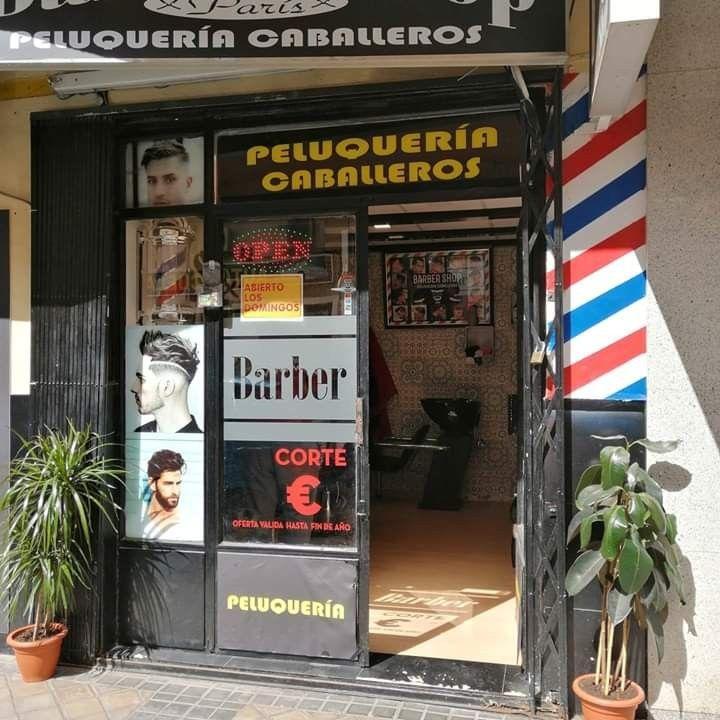 Pin De Davis Beauty Barber Barber Sh En Ideas Visuales Exteriores