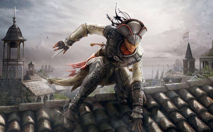 Assassin's Creed 4 Adewale | frauenpower assassin s creed 3 liberation steckbrief assassin s creed ...