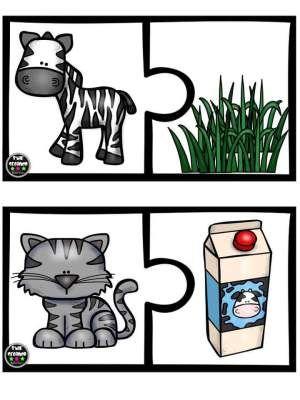 Puzle animales vs alimento (3)