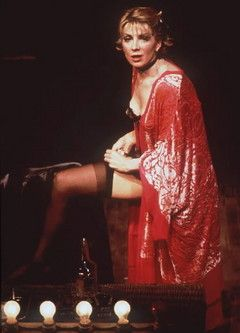 Natasha Richardson as Sally Bowles, 1998 Broadway Revival