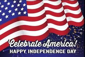 Good Morning Everyone!  What is everyone doing on this great 4th of July?