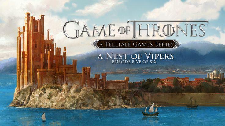 A Nest Of Vipers, o episódio cinco de Game of Thrones, já está disponível - http://hexamob.com/pt-br/news-pt-br/a-nest-of-vipers-o-episodio-cinco-de-game-of-thrones-ja-esta-disponivel/