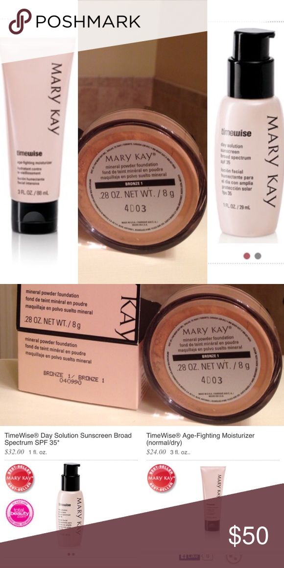 Mary Kay Bundle All new and unused, listed separately but will sell for less in this listing if purchased as a bundle Mary Kay Makeup Bronzer