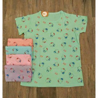 ssfashionkaos: Kaos Jumbo Hello Kitty Full Print