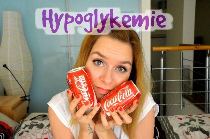 hypoglykemie, ukázka účinku sladkého nápoje na cukr v krvi