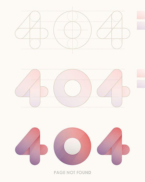 Dribbble - 404Step.jpg by Yoga Perdana