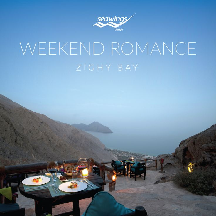 Escape to your own private oasis, surrounded by the unparalleled natural beauty of the Six Senses Resort in Zighy Bay, Oman.  For more details click on the image.