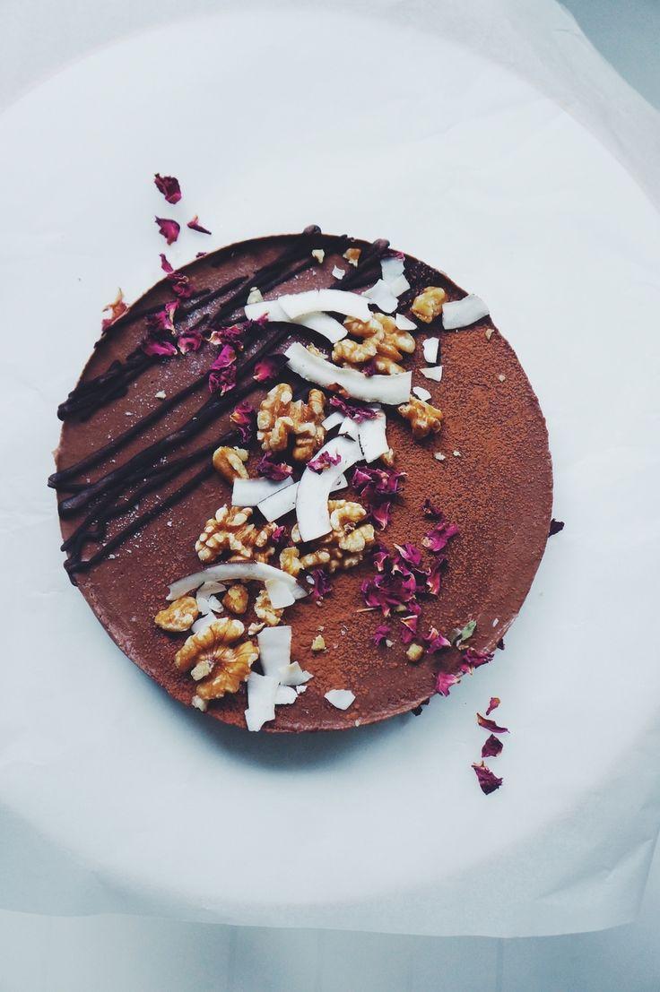 vegaani ja samalla paras suklaakakku aikoihin. - i make cake | Lily.fi