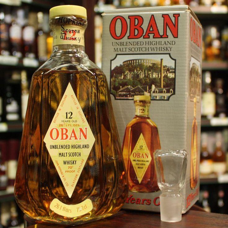 oban whisky -