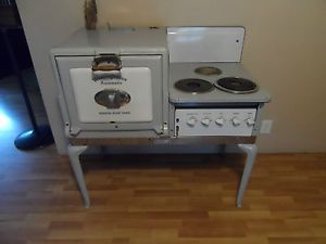 Westinghouse electric, Electric stove and 1930s on Pinterest