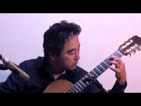 さよならの夏  ~コクリコ坂から~ 手嶌葵をソロギターで弾いてみた