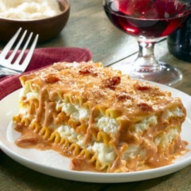 Rosa Lasagna Recipe With Ricotta Cheese Mozzarella Cheese Parmesan Cheese Eggs Bertolli