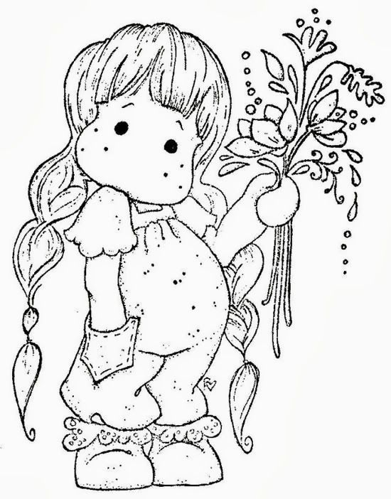 magnolia stamps coloring pages - photo#1