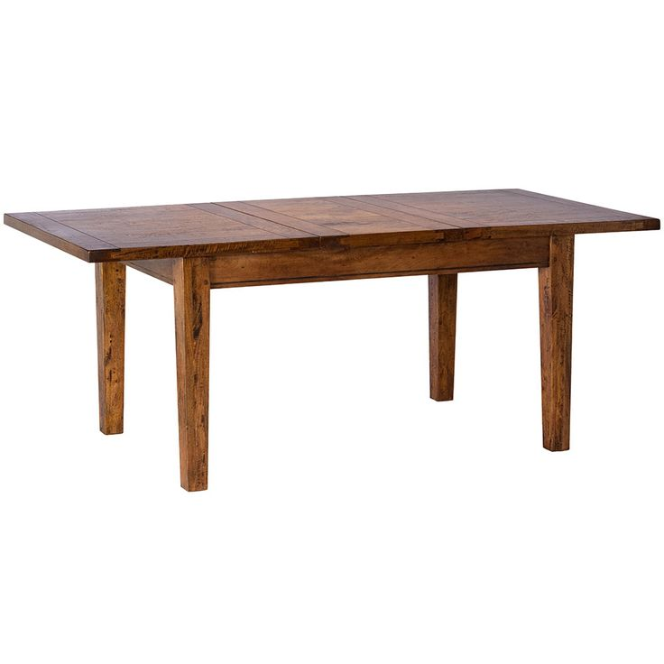 The New Frontier Dining Table - Extending Dining Room Table
