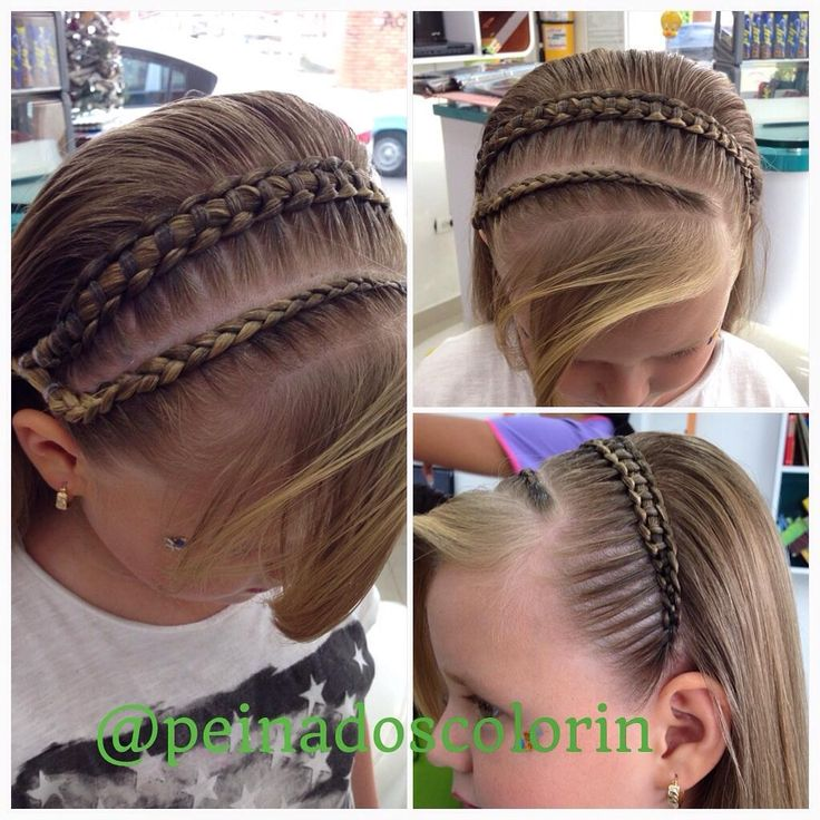 39 best images about peinados on pinterest lovely things - Fotos peinados con trenzas ...