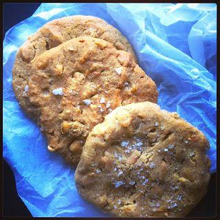 CHILI & VANILIA: Sós-édes, mogyoróvajas keksz