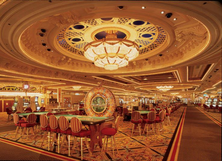 The Casino at the Monte Carlo Hotel, Las Vegas