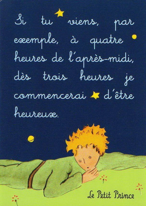 La belle attente - Le petit prince