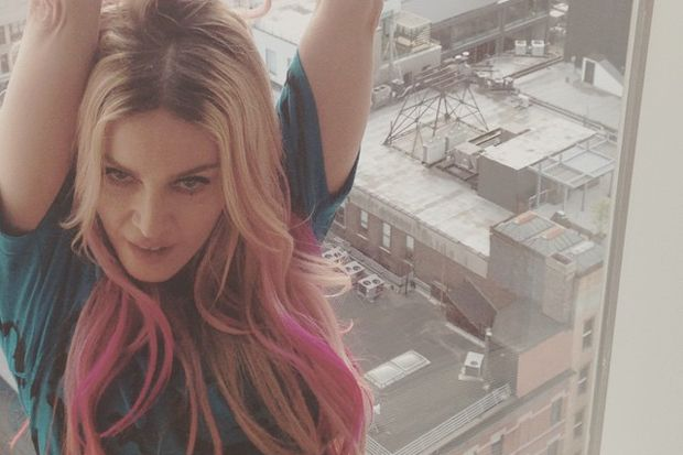 Is Madonna Pulling a Taylor Swift for 'Bitch I'm Madonna' Music Video?