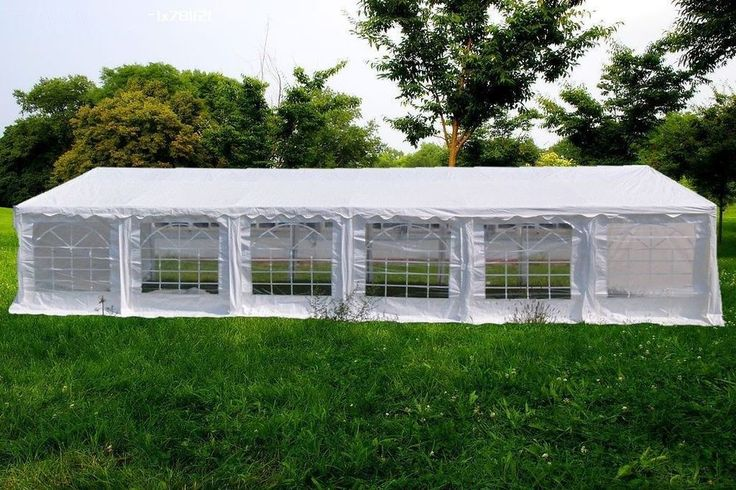 40x20 Heavy Duty Commercial Canopy Pavilion Fair Shelter Wedding Events Tent  #AmericanPhoenix