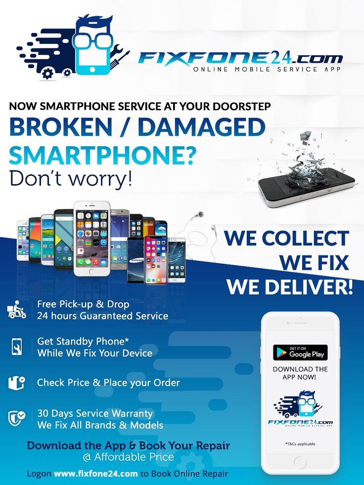 Fixfone24 is the best Online mobile service Centre in