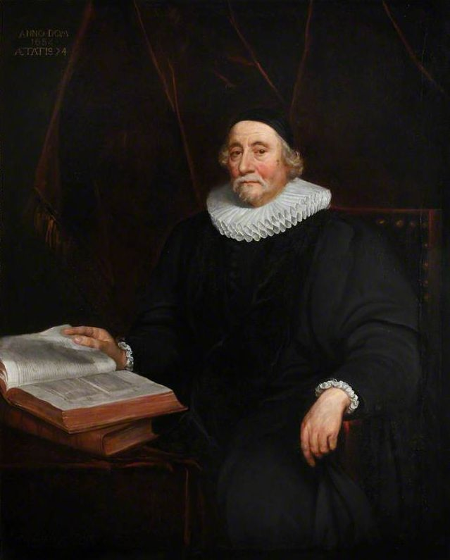 3/3. James Ussher (1581–1656).