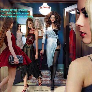 Christeen Poster May 2015 Feminization Pinterest Tg