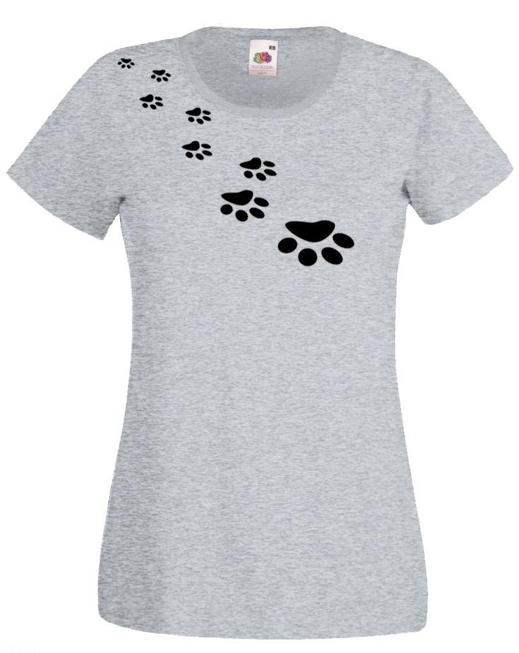 Tappancsos Női Póló-Több színben