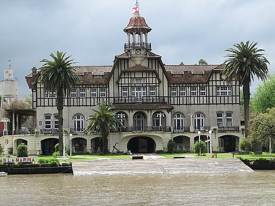 La Marina Rowing Club, Tigre, Argentina. Architecture, History, Culture and Tradition; in keeping with my memoir; http://www.amazon.com/With-Love-The-Argentina-Family/dp/1478205458