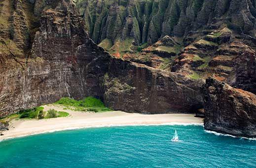 Napali Coast, Kauai