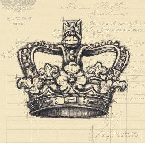 Documented Royalty - Posters av Z Studio på AllPosters.se