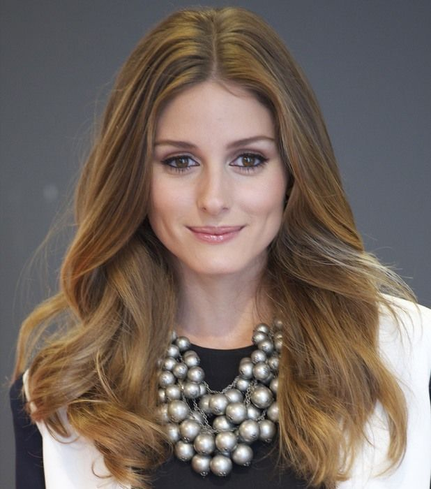 Olivia Palermo William Kikanae and Olivia Palermo attend the presentation of the New Pikolinos Collection at El Corte Ingle