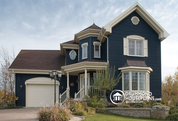 Pretty victorian house plan in photo by drummond house for Manheim floor plan