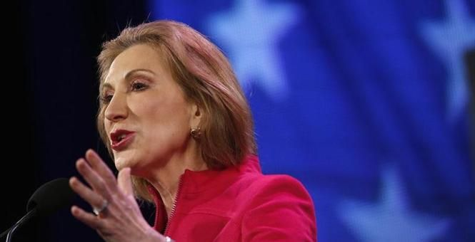 Hillary Clinton may not be the only woman running for President.  Carly Fiorina, A Woman of Accomplishment - Cal Thomas - Page 1