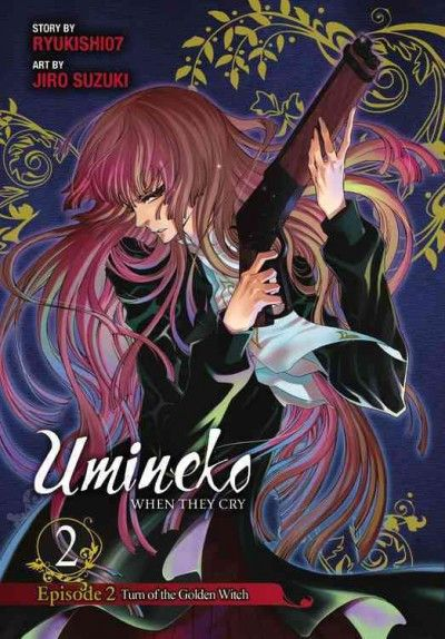 Umineko When They Cry Episode 2 Turn of the Golden Witch 2 (Umineko When They Cry): Umineko When They Cry 2: Turn of the Golden Witch (Umineko When They Cry)