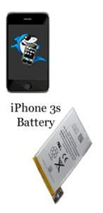 iPhone 3GS Replacement Battery  Details  Replacement Battery for iPhone 3Gs models.  Direct OEM iPhone 3Gs Replacement Battery. Refresh your old iPhone 3G with our long lasting Lithium Battery.
