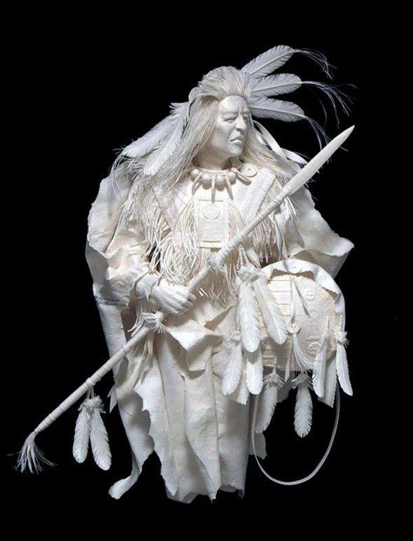 Fantastic Paper Artwork - Weird Existence
