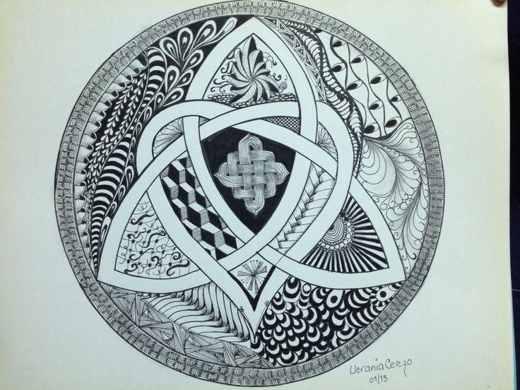 Resultado de imagen para triquetra tattoo significado