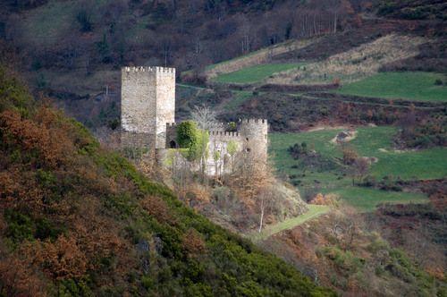 Castillo de Doiras, Lugo, Galicia - Spain