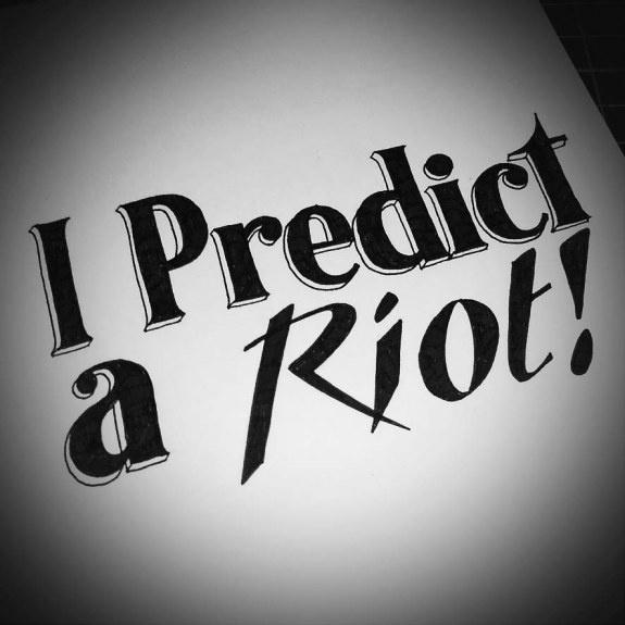 Kaiser Chiefs – I Predict A Riot