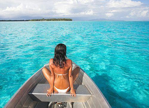 This.: Clear Water, Blue Sea, Beaches Life, Beaches Resorts, Tropical Paradis, Ecigarett Eliquid, Paradise, Deep Blue, Photos Shared