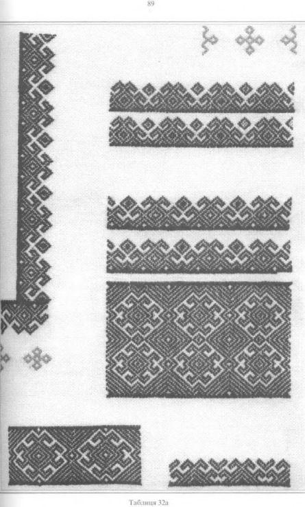 Gallery.ru / Фото #79 - Carpathian Ghutsul Ethnicity Stitching Part 1 - thabiti